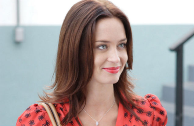 Emily blunt joins DIFF jury