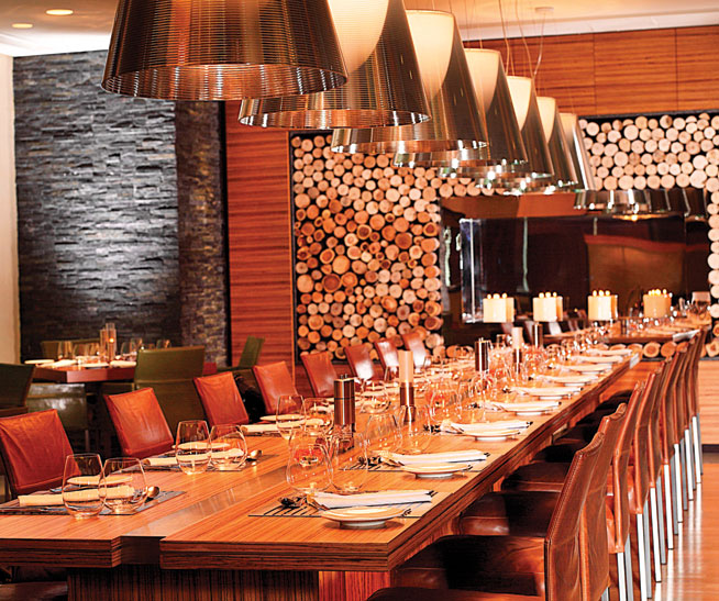 Flavours On Two, Towers Rotana