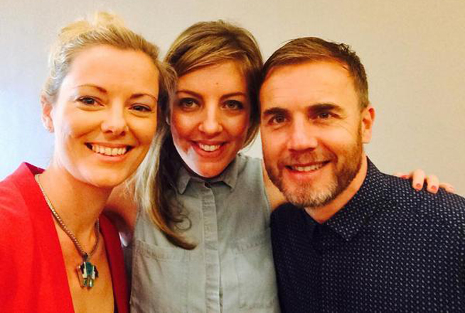 What's On meets Gary Barlow in Dubai
