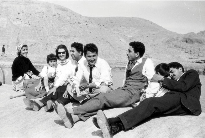 Iraqi Odyssey, at Abu Dhabi Film Festival