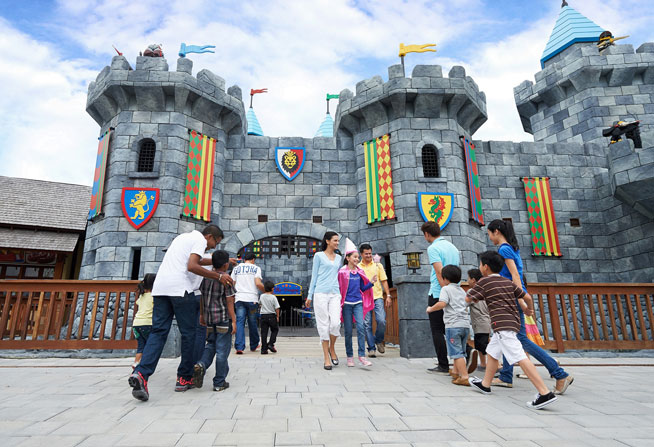 Legoland Dubai unveil first plans