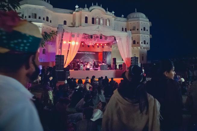 Magnetic Fields Festival Launch Party in Dubai