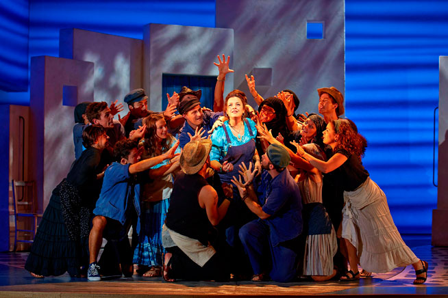 Mamma Mia musical coming to Dubai in 2015