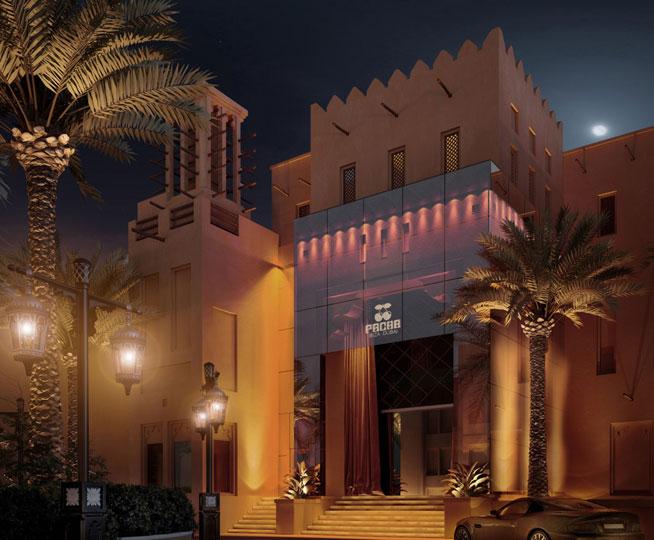 Pacha Ibiza Dubai - first look