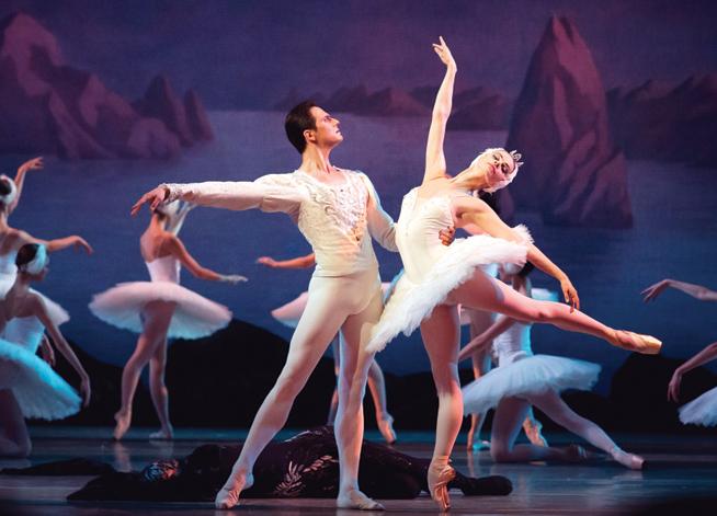 Mariinsky Ballet Company at Madinat Theatre