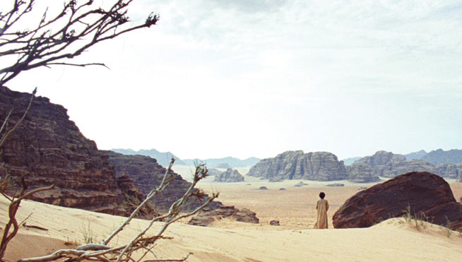 Theeb, at Abu Dhabi Film Festival