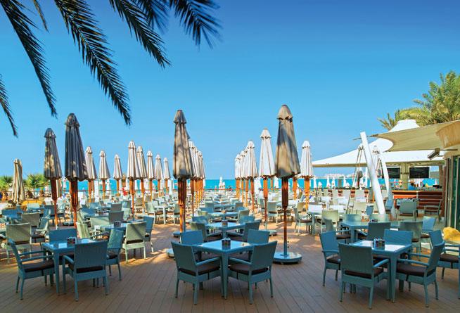 Wavebreakers - best outdoor bars in Dubai
