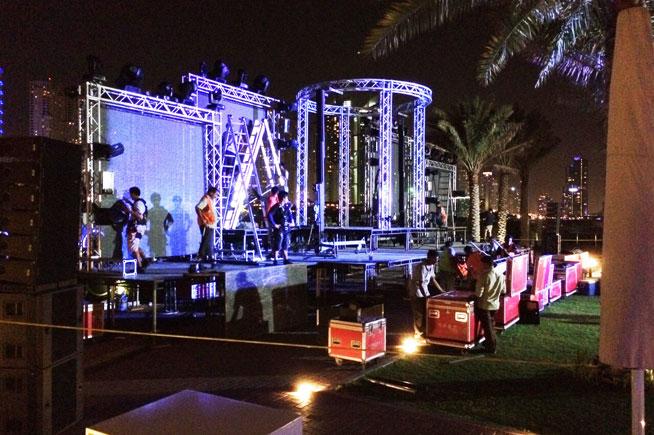 Zero Gravity line-up international DJs for new stage