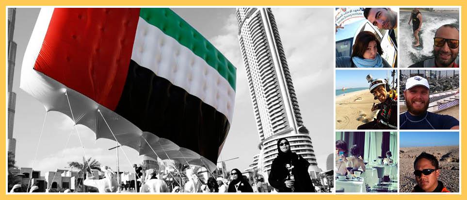 #UAESelfie