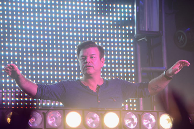 Paul Oakenfold is part of the DXBNYE line-up at Meydan on New Yea's Eve in Dubai