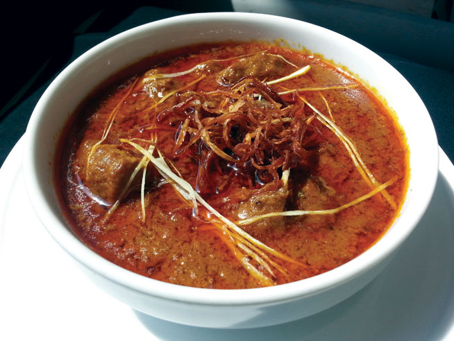 Best dishes in Dubai - Ghara Gosht at 25 Degrees North