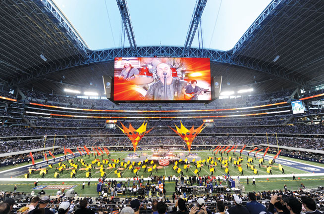 World's best sporting venues: AT&T Stadium