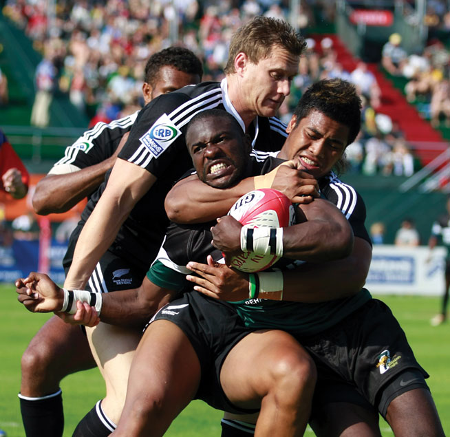 Dubai Rugby Sevens tickets to giveaway
