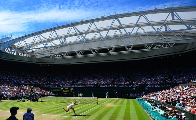 World's best sporting venues: All England Club