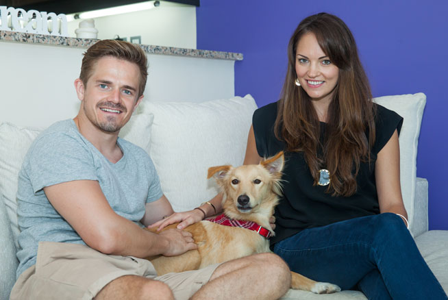 How to adopt a pet in Dubai and Abu Dhabi - Annabelle, Paul and Biscuit