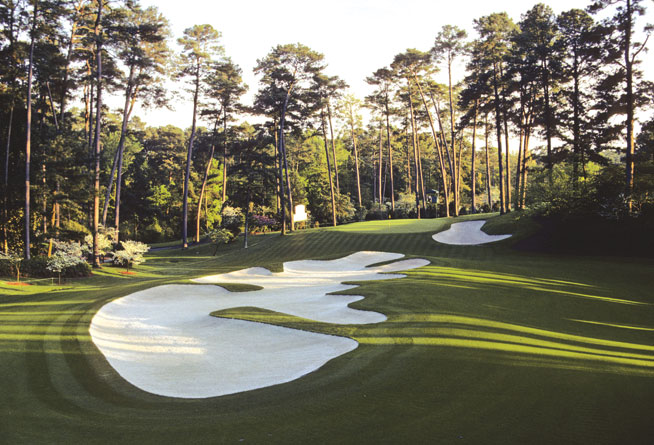 World's best sporting venues: Augusta National Golf Club
