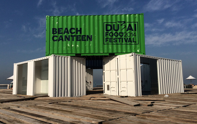 Beach Canteen will be back for Dubai Food Festival 2015