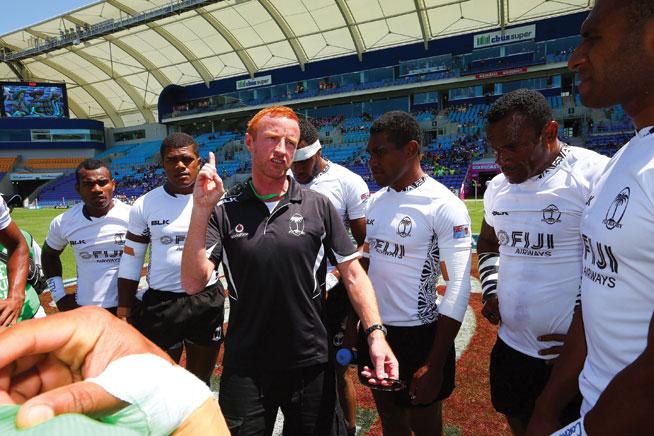 Dubai Rugby Sevens: Ben Ryan