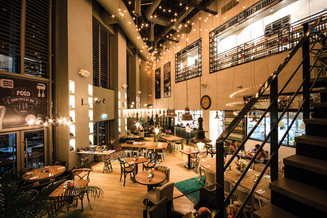 Big Chefs - new casual cafes in Dubai