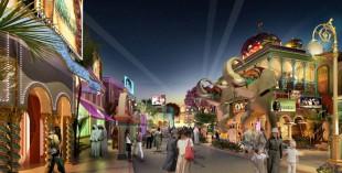 Bollywood Boulevard at Dubai Parks and Resorts