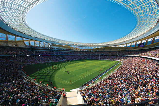 World's best sporting venues: Cape Town Stadium
