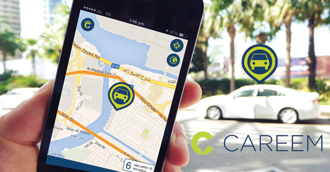 Careem Dubai - win Dhs5,000