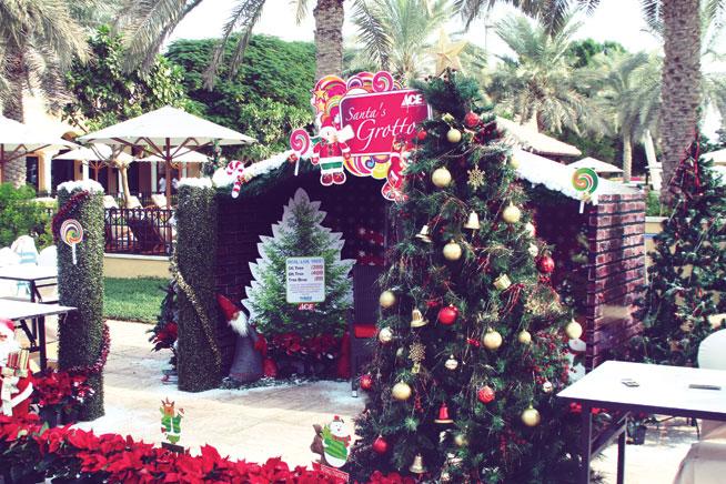 Christmas Fair at Dubai Equestrian And Polo Club
