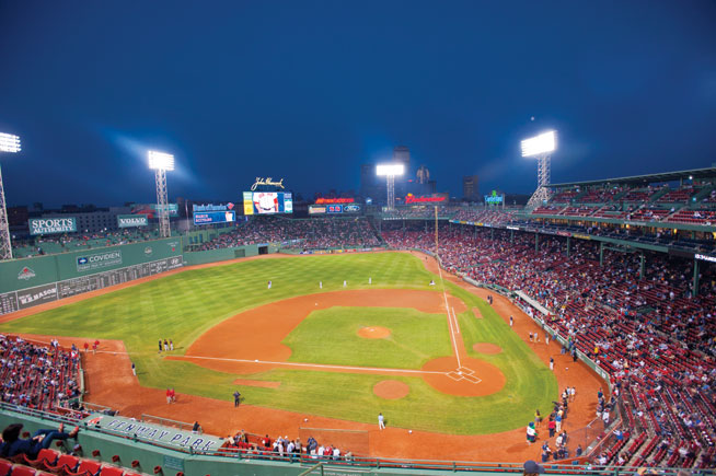 World's best sporting venues: Fenway Park