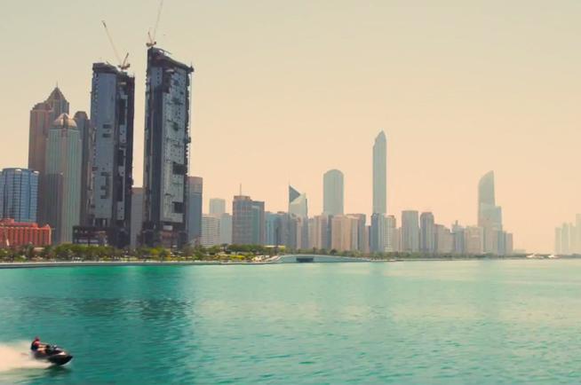 Furious 7 trailer showcases Abu Dhabi