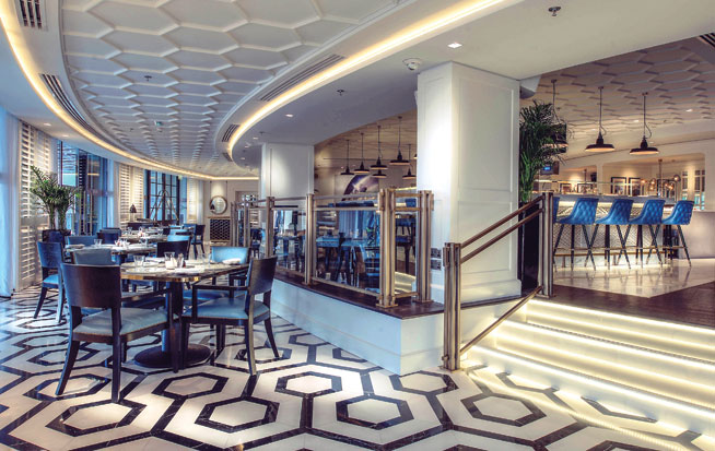 New brunch in Dubai at Geales
