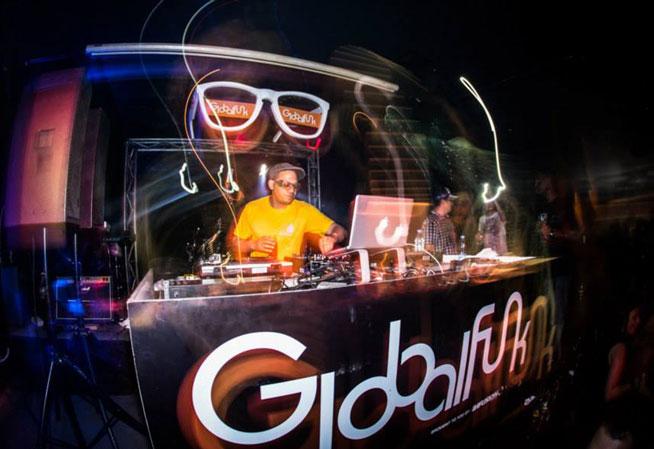 Underground clubbing in Dubai: Globalfunk