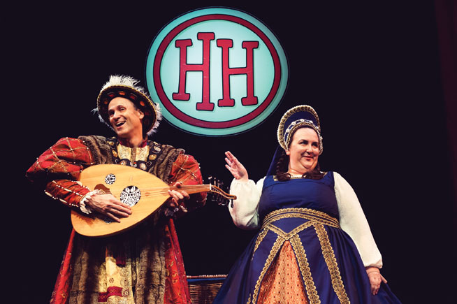 Horrible Histories: Barmy Britain Part Two at Madinat Theatre