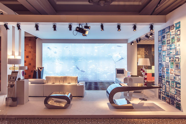 Italian Luxury Interiors Exhibition, Ritz-Carlton DIFC
