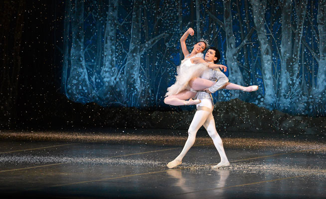 The Nutcracker will be performed by Moscow City Ballet