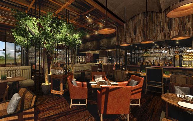 Nusret restaurant at Four Seasons