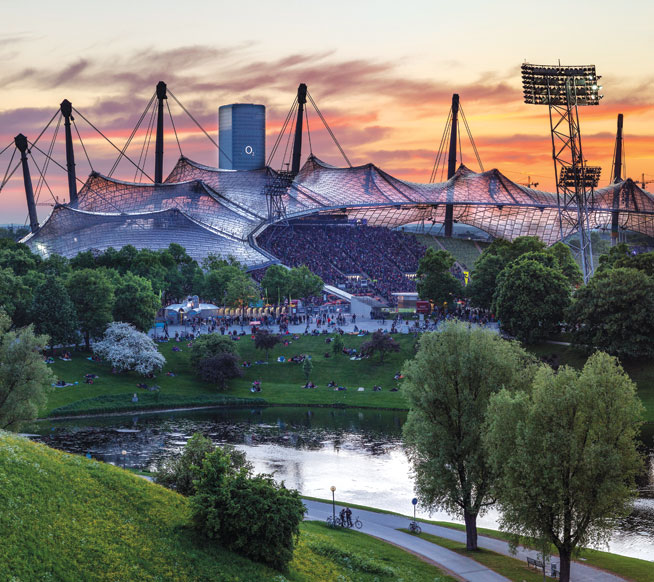 World's best sporting venues: Olympiastadion, Munich