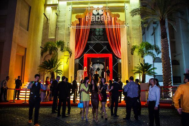 Pacha Ibiza Dubai dinner and show review