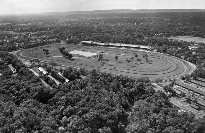 World's best sporting venues: Saratoga Race Course
