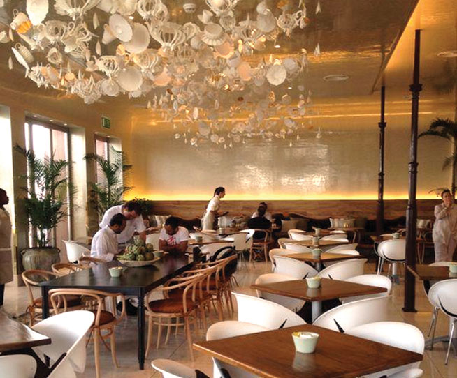 Tashas - new casual cafes in Dubai