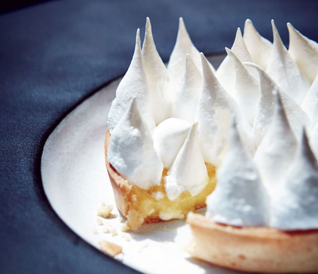 Best desserts in Dubai - Lemon meringue pie, Taste Kitchen