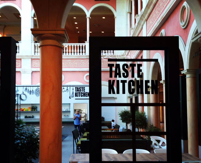 Taste Kitchen - new casual cafes in Dubai