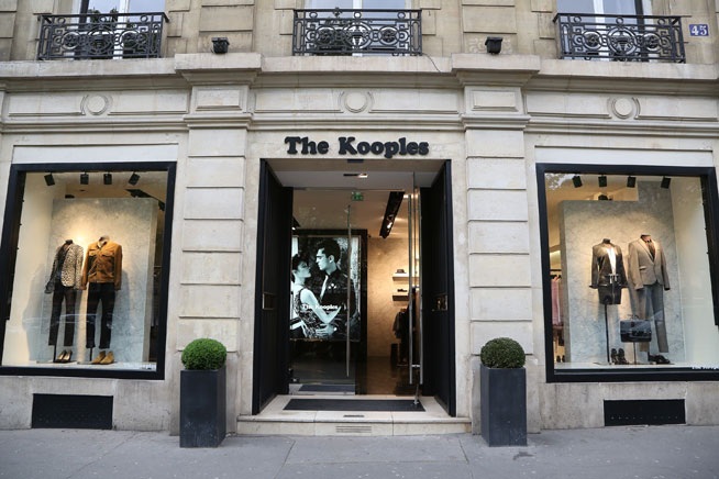 The Kooples is opening in Dubai Mall