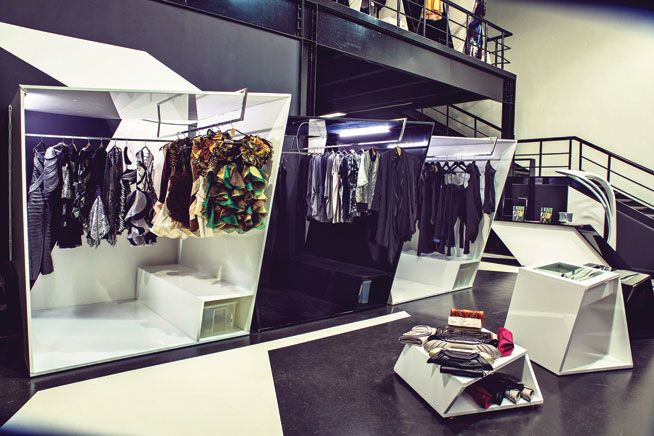 The cARTel - concept stores for shopping in Dubai
