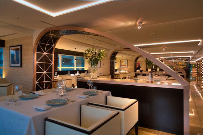 Tresind - fine dining Indian restaurant in Dubai