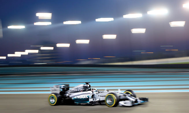 Things to do in Dubai 2015 special - Abu Dhabi Grand Prix