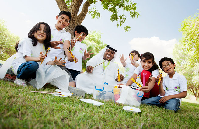 Al Ain Zoo Winter Camp
