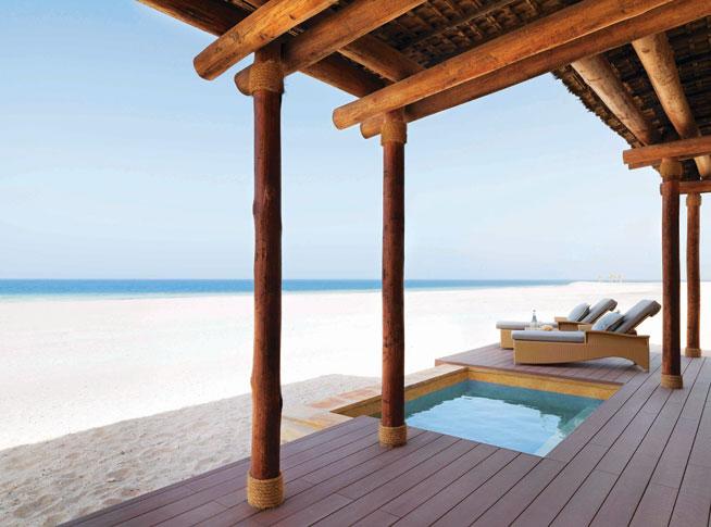 Anantara Al Yamm Villa Resort, Sir Bani Yas Island