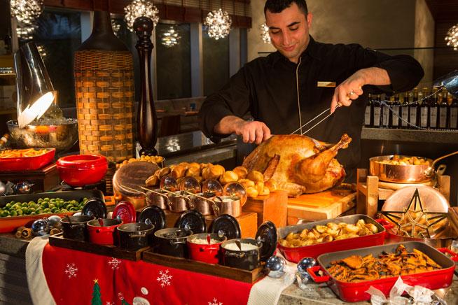 Ballaro, Conrad - Christmas in Dubai