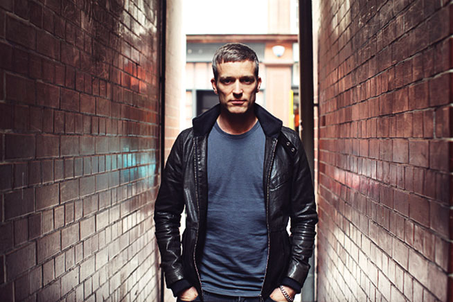 Ben Klock in Dubai, at Level 41 Media One