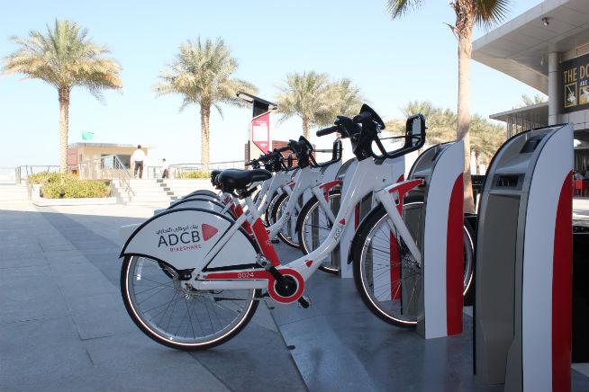 BikeSHare Abu Dhabi